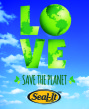 SAVE THE PLANET SEAL-IT